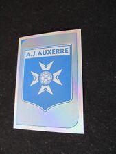 AJ AUXERRE  AJA  Ecusson Image sticker N° 487 FOOT 2012-13 PANINI FOOTBALL 2013