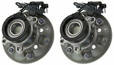 Front Pair Hub Bearing Assembly for 2006 Chevrolet Colorado Fits 4WD/AWD Only