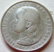 Zilveren Gulden 1892