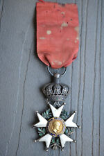 O2) Médaille légion d'honneur époque second empire napoléon III medal