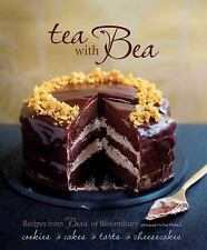 Tea With Bea: Recipes from Bea's of Bloomsbury Hardcover Cook Book..........