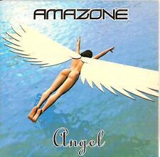 AMAZONE - angel CDS!! 2TR eurodance 2000 BELGIUM RARE!!