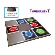DDR V3 Tournament Metal Dance Pad Mat for PS / PS2