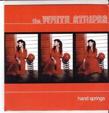 "THE WHITE STRIPES ""Hand springs"" 7 Inch red Vinyl RSD"