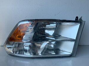 2013-2018 Dodge Ram 1500 Right Passenger Halogen Headlight Lamp OEM RH