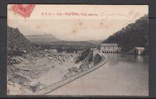 POSTAL DE PASTERAL - LA CELLERA DE TER - (GIRONA) CIRCULADA EN EL AÑO 1909