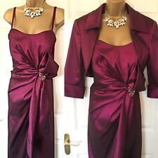 VENI Infantino Dress Jacket SIZE 18 Curve Mother Of Bride Evening Cruise,