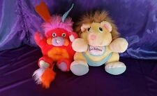 Plucky Popple Plush Piggy Bank Stuffed Animal Red Orange Toy Or Zoo Babies Lion