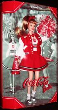Coca Cola Cheerleader Barbie (Fourth in Series)(Collector Edition)(New)