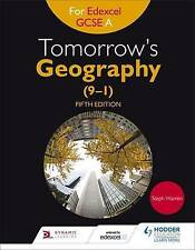 Tomorrow's Geography for Edexcel GCSE (9-1) A by Steph Warren (Paperback, 2016)