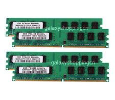 memory 8GB 4X 2GB DDR2 PC2-6400 240PIN 800MHZ 2RX8 240PIN DIMM Desktop RAM 1.8V