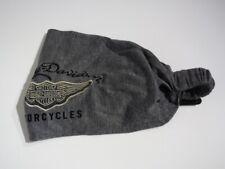 Harley Davidson B&S Winged Damen Bandana Mütze Kopftuch grau 99445-18VW