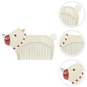 1Pc Lovely Comb Hairstyling Comb Hair Salon Supply Hairstyle Comb for Home Gift