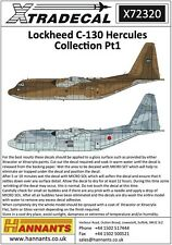 NEW 1:72 Xtradecal X72320 Lockheed C-130H Hercules Collection Part 1