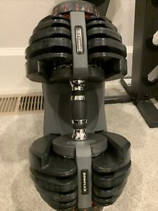 🏋️Bowflex SelectTech 552 Adjustable Single Dumbbell -Great Condition Ships Fast