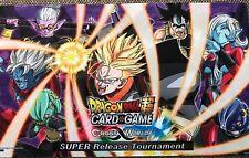 Dragonball Super Card Game! - Cross Worlds! - Release Tournament Playmat