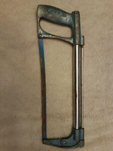 Vintage - USED Klein Tools 701 Dual-Purpose Hacksaw