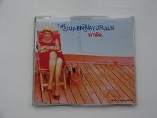 THE SUPERNATURALS - SMILE - CD SINGLE