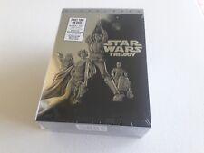 Star Wars Trilogy DVD 2004 4-Disc Set Widescreen, FREE SHIPPING, NEW
