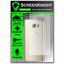 ScreenKnight Samsung Galaxy Note 5 / V BACK SCREEN PROTECTOR invisible