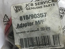 JCB Genuine Adapter 816/90357