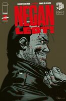 NEGAN LEBT ! deutsch WALKING DEAD SONDER-AUSGABE Robert Kirkman CROSS CULT Heft