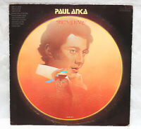 Paul Anka - She's a Lady LP Vinyl Record Stereo ANL1-1054 USA 1975