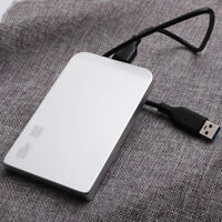 External Hard Drive 2TB HDD USB3.0 Externo HD Disk Storage Devices Laptop-