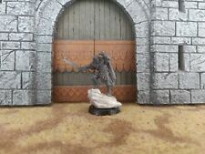 Warhammer Lord Of The Rings Uruk Hai Command - Captain metal LOTR ESDLA