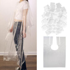 200x Disposable Hair Cutting Cape Gowns Salon Barber Capes Cloth Hairdressing