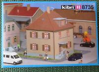 Kibri 8735 -- H0 - Haus Poststraße --  NEU und OVP
