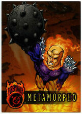 Metamorpho #8 Firepower DC Comics 1996 Trade Card (C292)