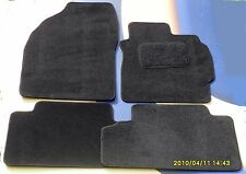 VW GOLF MK6 2009 - 2012 GREY QUALITY TUFTED CAR MATS WITH 4 x CLIPS B