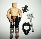 GI Joe Vtg Hasbro Figure 1988 COBRA DREADNOK Road Pig