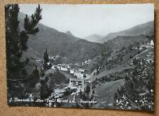 Cartolina Italian FORLI' S. BANEDETTO IN ALPE PANORAMA Viaggiata 1965