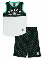 Enyce Boys' 2-Piece Shorts Set Outfit