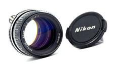 NIKON NIKKOR 85mm f2 AI - 1981 - MINTY!