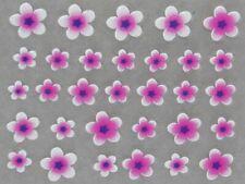 Nail Art Glitter, Decals Fabulous Flowers by Panda Glitter