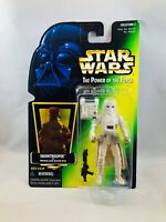 Star Wars The Power of the Force Snowtrooper Action Figure