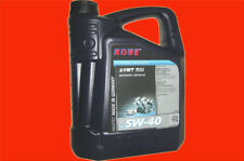 5 Liter Kanister (1 L=5,80 €) ROWE Motorenöl Motoröl Synt RSi SAE 5W-40 MB 229.3