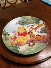 Winnie the Pooh Tree Top Trio Plate from Fun In 100 Acre Woods Collection