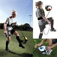 Football Star Kick Football Practice Training Aid Soccer Trainer Returner NEW