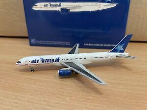 Air Transat 757-200 1:400 (Reg ) XX4884 JC Wings