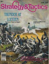 Strategy & Tactics S&T #99 Thunder at Leutzen - Napoleon's Fight for Empire Unpu