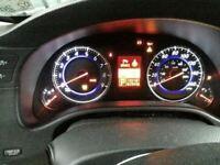 Speedometer Cluster 4 Door Sedan MPH Fits 08 INFINITI G35 3175995
