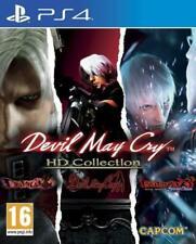 Devil May Cry HD Collection (PlayStation 4) 1, 2 y 3-Edición Especial Nuevo