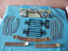 Hornby r 232 footbridge passerelle kit en plastiquex OO 1/76 boite