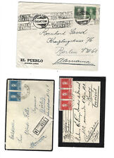 ARGENTINA-COVERS-(17)-OLDER--EXTERNAL USE--USED-FINE-NICE FRANKING-#1600