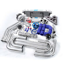 T04E T3 T3/T4 Turbo Kit Turbo Manifold Mighty Max Eclipse DSM 3G 4G64 2.4L SOHC