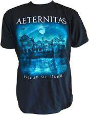 AETERNITAS - House Of Usher - T-Shirt - L / Large - 163868
